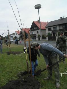 Den Tateckých stromů, Drakiáda a Lampionový průvod  28.10.2011