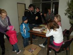 Vánoční jarmark 17.12.2011