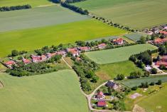 Letecké snímky červenec 2014