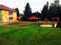Nová školní zahrada 2014