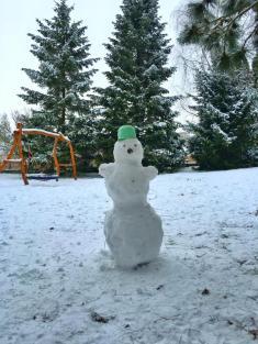 Zima v Tatcích leden 2016