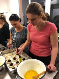 Pečení koláčů na Tatecké posvícení 2019