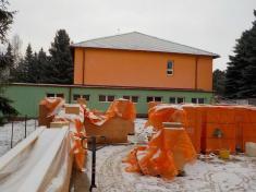 Přístavba třídy mateřskíé školy
