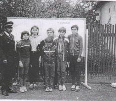 1983 - Choťánky - závod požární všestrannosti